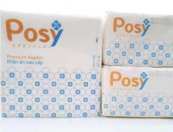 Khăn ăn Posy K330 - 100 tờ